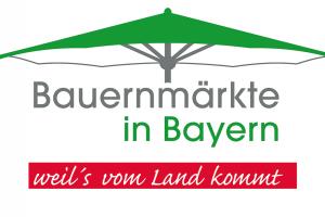 Logo der Bauernmärkte in Bayern